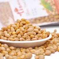 Hạt đậu nành sấy cao cấp TISOY Không Vỏ 450g