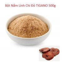 Bột Nấm Linh Chi Đỏ TIGANO 500g