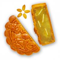 Bánh Trung Thu Kinh Đô Chay Đậu Xanh Hạnh Nhân 150g