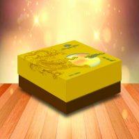 Bánh Trung Thu Đông Hưng Viên Hộp Cao Cấp Rồng Vàng  1.2Kg