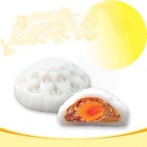 Bánh Trung Thu BIBICA Dẻo Thập Cẩm Lạp Xưởng 1 Trứng 150g – 44