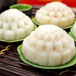 Bánh Trung Thu BIBICA Dẻo Sữa Dừa 0 Trứng 180g – 97