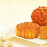Bánh Trung Thu Kinh Đô Chay Hạt Dẻ Hạt Dưa 150g