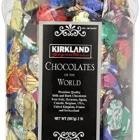 Kirkland Signature Chocolates of the World, Chocolate Collections, 2 lb(907g)