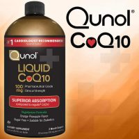 Qunol™ Liquid CoQ10 100 mg., 20 Ounces ( 600ml)