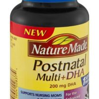 Nature Made ® Postnatal Multi DHA 200mg 60 viên