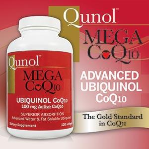 Qunol Mega Coq10 100mg 120 viên