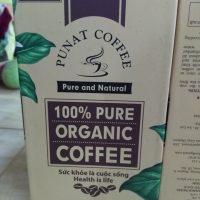 Mua cà phê ngon ở Sài Gòn PUNAT COFFEE -500g- quà thực phẩm