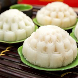 Bánh Trung Thu BiBiCa Bánh dẻo sữa dừa 0 trứng 180g (97)