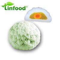 Bánh Trung Thu BIBICA Dẻo Dứa Đậu Xanh 1 Trứng 180g – 68