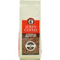 Cà Phê Rang Xay Nguyên Chất H'ren Coffee Gói 1kg